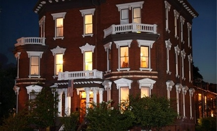 Haunted Walking Tour for One or Two from See Savannah Walking Tours (Up to 55% Off)
