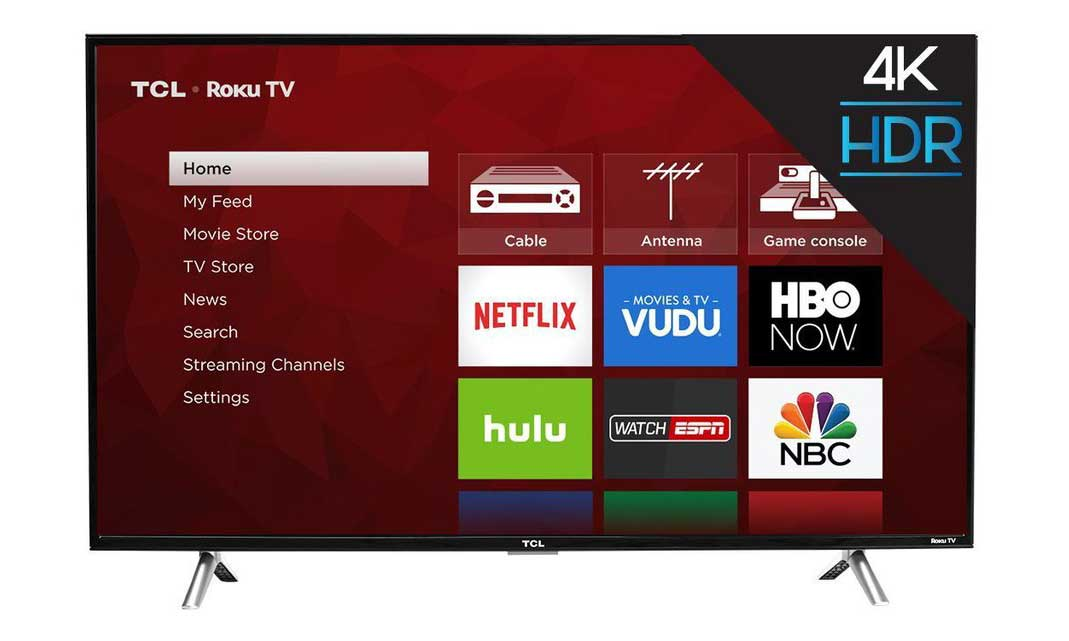 User manual for tcl smart tv
