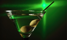 $15 for Two Cocktails and One Appetizer at The Linger Martini Bar (Up to $30 Value)