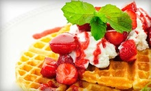 Sunday Jazz Brunch for Two, Four, or Six at Red Cat Jazz Cafe (Half Off)