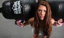 5 or 10 Kickboxing or Cage-Fitness Classes at Lee's ATA Martial Arts (Up to 62% Off)