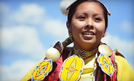 Powwow Visit with Fun Pass at Heber Valley Pow-Wow at Soldier Hollow (Up to 71% Off). Three Options Available.