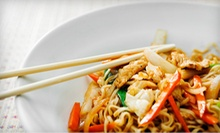 $15 for $30 Worth of Thai Cuisine and Susi at Zato Thai Cuisine & Sushi bar