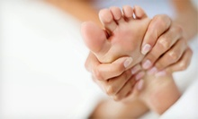 Reflexology or Muscle Therapy at Body in Balance Therapeutic Massage and Doula Services by Kay (Up to 55% Off)
