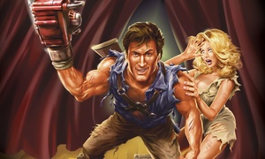 """evil Dead: The Musical"" For Two At Riverside Event Center On Saturday, August 9 (up To 43% Off)"