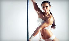 $25 for a 90-Minute Pole-Dancing or Burlesque Fitness Workshop at Core Fitness & Pilates ($60 Value)