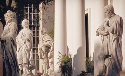 $5 for a 90-Minute History-and-Ghost Combo Walking Tour from Cool Savannah Tours (Up to $20 Value)