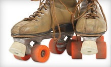 Roller Skating with Skate Rentals and Sodas for Two or Four (Up to 63% Off)