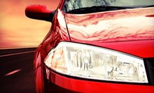 Three or Six Car Washes, Washes with Interior Cleaning, or Headlight Cleaning at Danny's Car Cleaning (Up to 60% Off)
