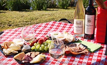 $30 for a Summer Picnic Meal with Pita and Spreads, Sausage, Cheese, and Charcuterie at Le Petit Terroir ($62 Value)