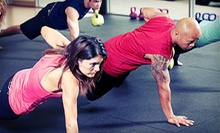 10 Group Fitness Classes or 30 Days of Unlimited Group Fitness Classes at Tactix Gym (Up to 89% Off)