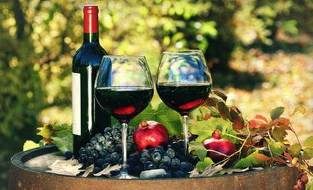 Wine-Tasting Package for Two or Four at The White Rose (Up to 60% Off)