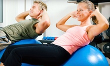 $28 for One Month of Personal Training at Timed Exercise ($179 Value)