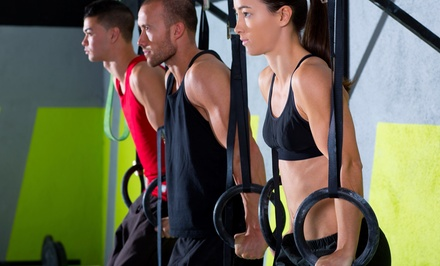 Five Classes with Option for a One-Month Membership at Iron CrossFit (Up to 61% Off)
