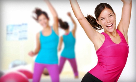 5 or 10 Drop-In Zumba Classes at Zumba with Nicki Sorter (Up to 54% Off)