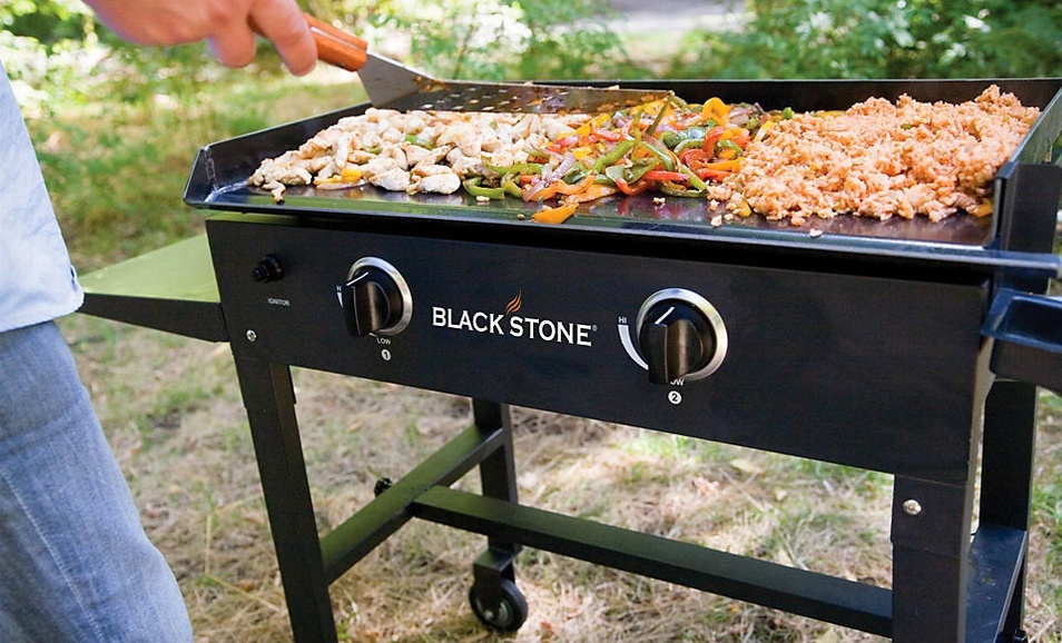 save 40 on the blackstone 28 outdoor griddle cooking