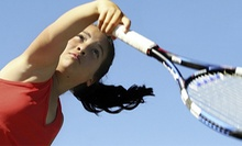 Two Private Tennis Lessons or Four Drill Sessions or Beginner Women's Classes at The Surma Sports Group (Up to 57% Off)