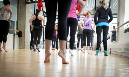 10 or 20 Drop-In Fitness Classes at Fit Republic (76% Off)
