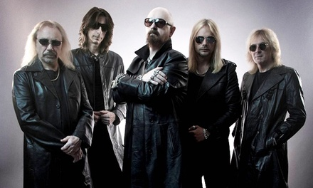 Judas Priest at Verizon Theatre at Grand Prairie on July 13 (Up to 54% Off)