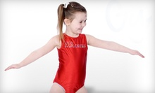 $32.50 for Four Gymnastics Classes for Kids Aged 2–5 at Premier Athletics Little Explorers ($65 Value)