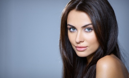 Haircut Package with Deep Conditioning and Optional Partial or Full Highlights at Hello Beautiful Salon (Up to 63% Off)