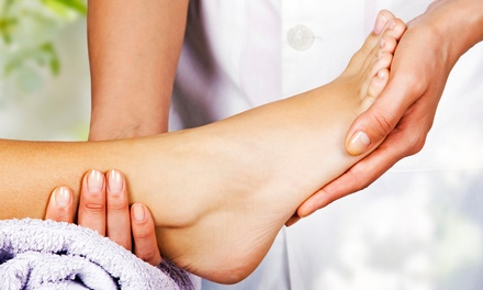 Up to 52% Off One or Two 50-Minute Foot Reflexology Sessions at Soothe Your Soles