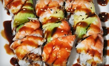 $10 for $20 Worth of Sushi and Asian Cuisine for Lunch at Spicy Tuna Sushi Bar &amp; Grill