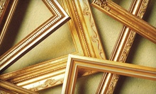 $40 for $100 Worth of Custom Framing at Raffensberger Photography & Framing