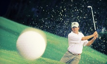18-Hole Golf Outing for Two or Four at Champlain Golf Club in Gatineau (Up to 55% Off)