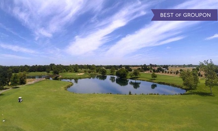 $69 for 18-Hole Round of Golf for Two with Cart Rental at Cherry Island Golf Course (Up to $113 Value)
