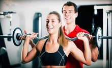 One or Three Personal-Training Sessions or One Group Training Class for Up to Six at Zag Fitness (Up to 56% Off)