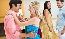 Two Private Dance Classes for One or Two or Five Group Dance Classes for One at Rants Ballroom Company (Up to 78% Off)