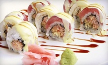 $15 for $30 Worth of Chinese Cuisine and Sushi for Dinner at Taipei
