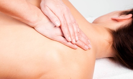 $59 for an 80-Minute Massage at Elements Massage ($109 Value)