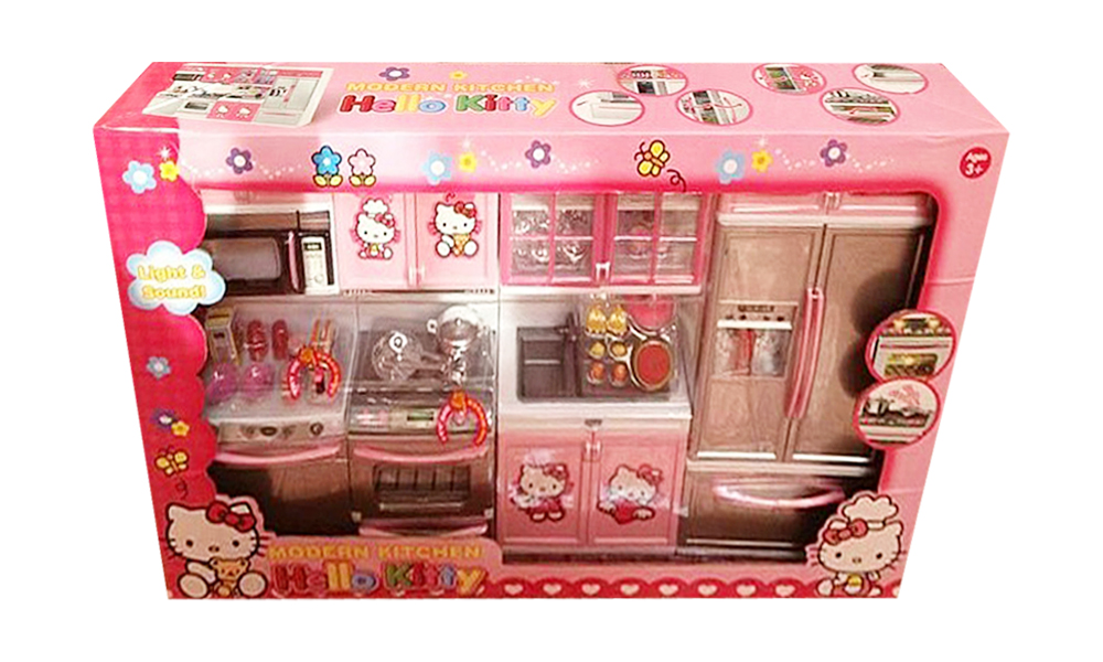 47% Off Hello Kitty Kitchen Play Set for RM79   Malaysia Daily Sales
