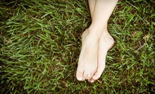$299 for Laser Toenail-Fungus Treatment for Both Feet at Steinway Foot Care Group ($795 Value)