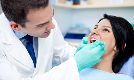 $45 for Dental Package with Cleaning, Exam, and X-rays at An Elegant Smile Dentistry ($338 Value)