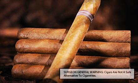 $10 for $20 Worth of Cigars or Accessories at Cigar Realm