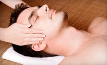 Gentlemen's Facial, Signature Facial, or Both at Halina's Skin & Body Care (Up to 60% Off)