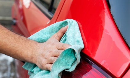 Deep Clean Detail and Two Express Washes for a Car or SUV at Wired Wash Car Wash & Detailing (Up to 57% Off)
