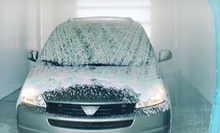 $11 for Two Automatic Ultra Car Washes with Rain-X Surface Protectant at Shammy's Auto Wash ($22 Value)