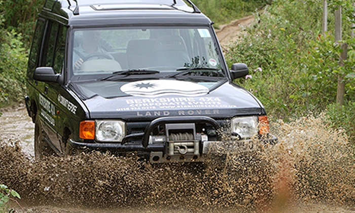Berkshire 4X4 - Berkshire: Berkshire 4x4: Off-Road Driving Experience for £39 (67% Off)