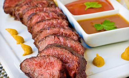Casual Fine-Dining Cuisine at Ceres Bistro (Up to 36% Off). Two Options Available