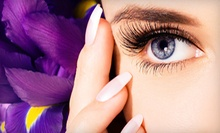 $95 for Lash Extensions, No-Chip Manicure, and Wine at Eye Love Lash & Nail Studio ($190 Value)
