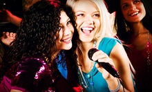 One or Two Hours of BYOB Karaoke for Up to 8 or 25 at K-TV Hawaii (Up to 51% Off)