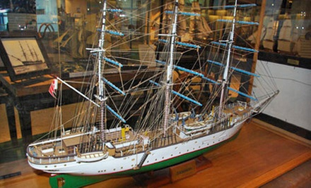 Individual or Family Membership to Jacksonville Maritime Heritage Center (Up to 51% Off)