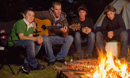 Stay in a Campsite, Rustic Cottage, or Sunshine Lodge at Waldenwoods (Up to 62% Off)