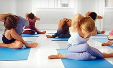 $39 for 10 Yoga Classes at Yoga Now ($180 Value) 