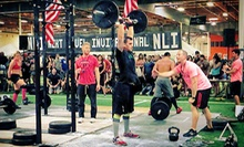 One or Two Months of Unlimited CrossFit Classes at CrossFit Onslaught (Up to 74% Off)