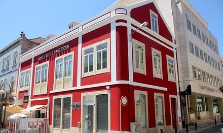 Hotel Wellington — Figueira da Foz: 1 ou 2 noites para dois com meia pensão, welcome drink e late check-out desde 69€